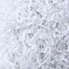 Бумажная белая стружка