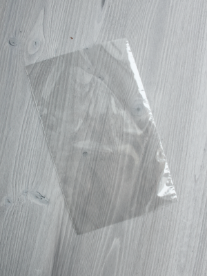 ПРОЗРАЧНЫЕ ПАКЕТЫ БЕЗ КЛЕЕВОГО КЛАПАНА  6х12 см, 25 мкм (50 шт)
