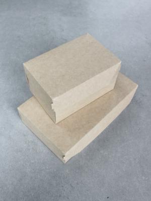 КРАФТ КОРОБКИ ECO CAKE (23х14х6 см, 15х10х8,5 см)
