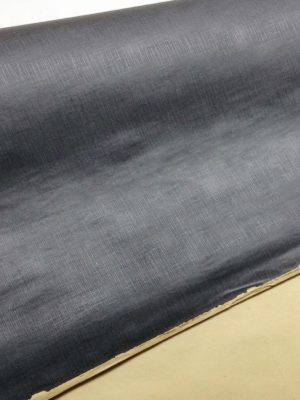 ЧЁРНАЯ БУМАГА (БУМВИНИЛ) С КРАФТ ОБОРОТОМ В ЛИСТАХ 150 ГР/М2 (62х84 СМ)